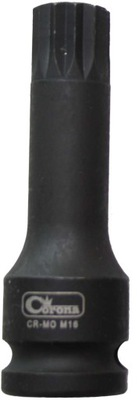 CORONA IMPACT Kryty SPLINE 1/2 M5 78mm 1621