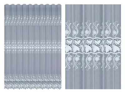 záclony SALON pásky 700x250 700x240 700x230 opony