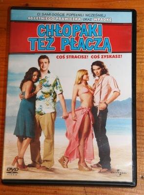 CHŁOPAKI TEŻ PŁACZĄ    DVD