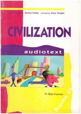Civilization audiotext książka z ćwiczeniami NOWA