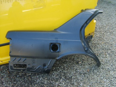 MAZDA 929 HC 87-89 sedan błotnik poszycie tył
