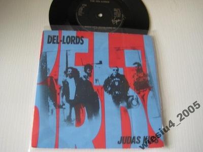 Del-Lords - Judas Kiss    SP /UK/