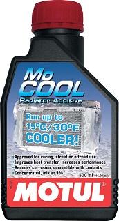 Motul MOCOOL Dodatek zmniejsza temp.silnika 15st.