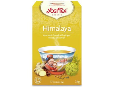 ??? Himalaya ??? (17x 2g) - YOGI TEA