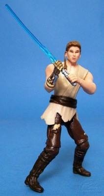 FIGURKA star wars Anakin padawan mechanic hand