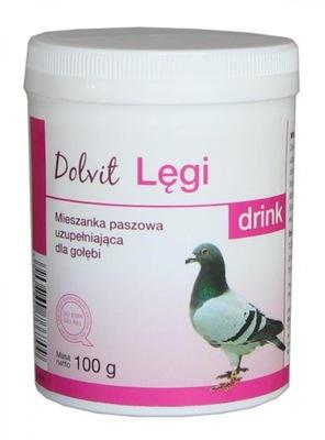 Дольфос DOLVIT РАЗМНОЖАЮТСЯ напиток 100г витамины для голубей