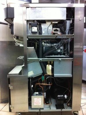 Taylor C606 - maszyna do lodów włoskich + shake