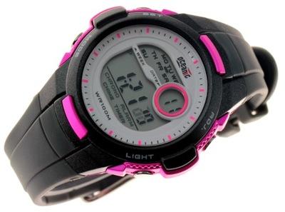 ~ Fajny zegarek OCEANIC 918 dla nastolatki MODNY ~