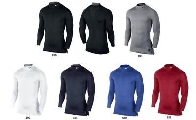 Koszulka termoaktywna COOL COMPRESSION LS MOCK TOP