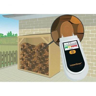 Detektor kablov - Wood meter vlhkosti