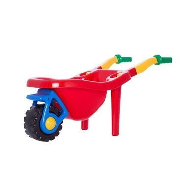 Fúrik, traktor pre deti - VEĽKÁ TABLET pre deti, dĺžka 70cm, pevná + 3L