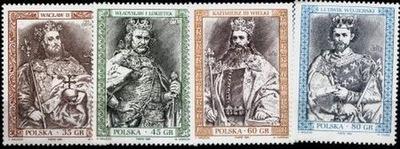 Fi 3373-76 ** - Счет королей и князей польских