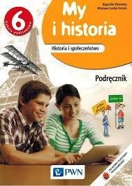 HISTORIA SP 6 MY I HISTORIA PODR NPP W.2016 NE/PWN