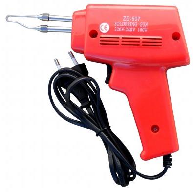 Elektrická spájkovačka 100W 220 - 240V (0294)