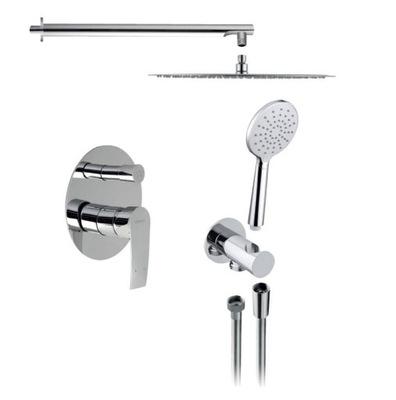 Set do kúpeľne a WC - Sprchová súprava s podomietkovou kohútikou TREVIA