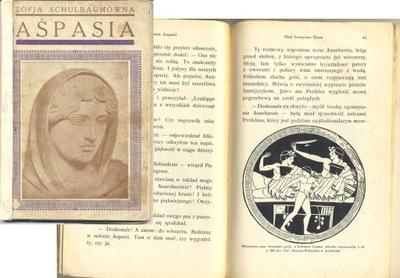 Aspasia 1934 Zofia Schulbaumówna