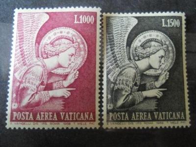 Watykan - Mi. 536-37 - Anioł z obrazu Angelico **