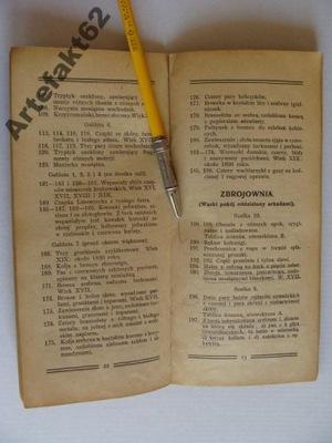 DOM MATEJKI KRAKÓW PRZEWODNIK DLA ZWIEDZAJĄC.1921
