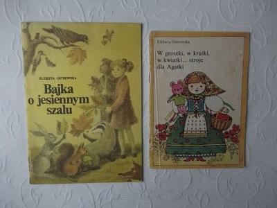 OSTROWSKA-W GROSZKI DLA AGATKI+BAJKA O JESIENNYM