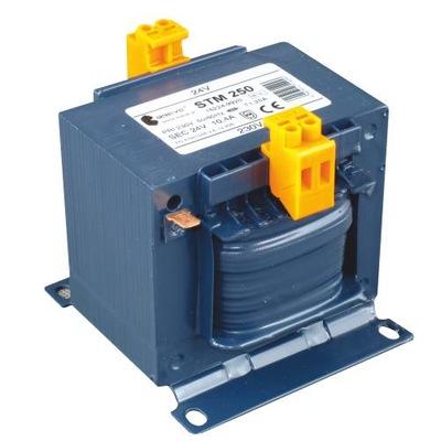STM 250 230/230V jednofázový transformátor Breve