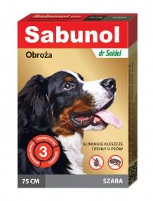 Сабунола серая воротник блох/клещей 75см
