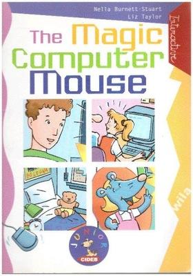 The Magic Computer Mouse + kaseta NOWE angielski