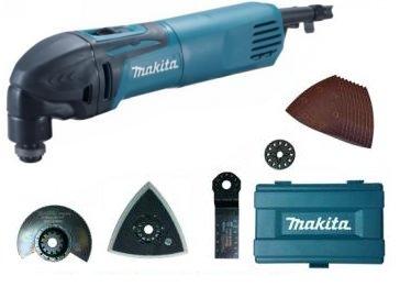 Píla - Multifunkčný nástroj Multi Makita TM3000CX6