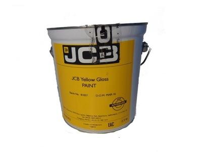 Farba żółta JCB ORG 4220/0402 2,5l
