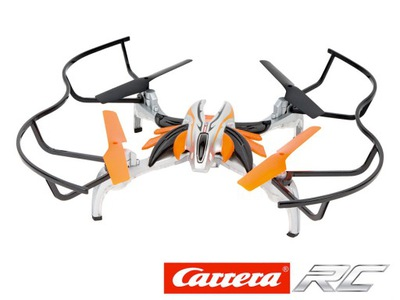 RC CARRERA Quadrocopter 2.4 GHz Guidro 503015