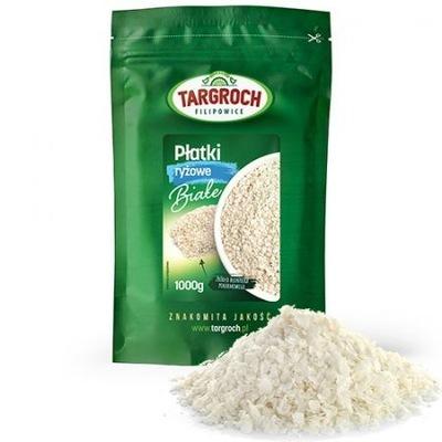 Targroch хлопья рисовое 1 кг