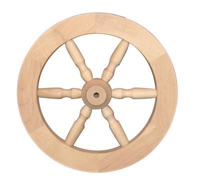 Koliesko vozeň kolesa drevené dekorácie