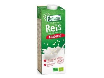 Natumi - Bezmleczny Напиток Рисовый без сахара 1л эко