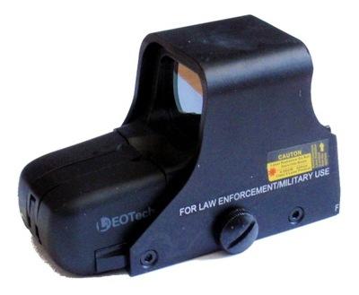 KOLIMATOR EOTech 551 g/r 22mm  NOWY