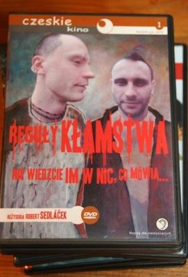 REGUŁY KŁAMSTWA       DVD