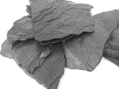 Черный LUPEK камень для аквариум плоский НА ПЕЩЕРЫ