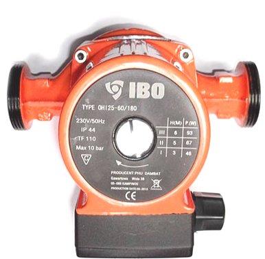 Čerpadlo pre vykurovanie IBO po051 25-60 180 mm