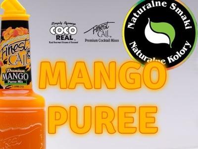 Манго Пюре 1л бар сироп фруктовым вкус Индии