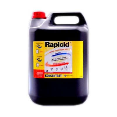 Rapicid 5 L - ДЕЗИНФЕКЦИЯ PFIZER