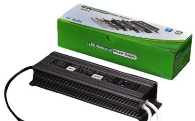 NAPÁJANIE LED vodotesný IP67 YPS 24V 6,25 A 150W