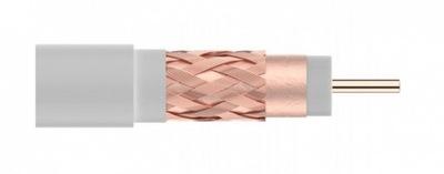 Kabel Televes T1000 FULL MIEDŹ 2141 - 1mb biały
