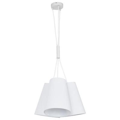 Svietidlá - Závesné svietidlá - Żyrandol Plafon Lampa Zwis PINIO III Grey LUMINEX