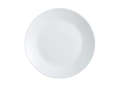 ТАРЕЛКА,БЛЮДЦЕ ! ,Белый ,фарфор ,19 см !!