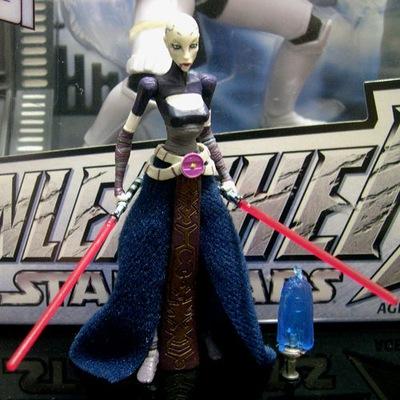FIGURKA star wars ASAJJ VENTRESS Sith Lords