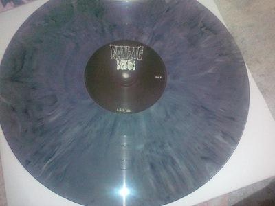 Danzig-Skeletons LP Marlbled Vinyl