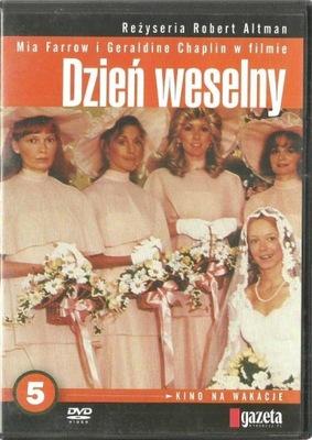 Dzień weselny /reż.R.Altman DVD