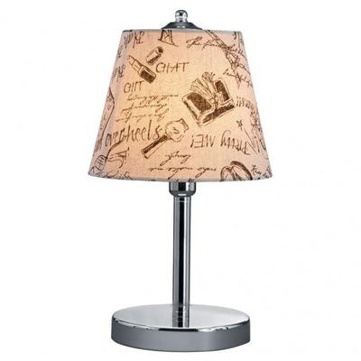 Svietidlá do detskej Obchodu, MÓDNE LAMPA stolná LAMPA NOC TRIO