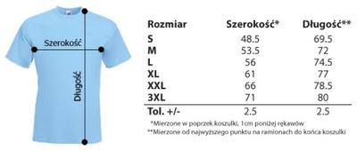 Koszulka T-shirt Walter White - Heisenberg - roz.S