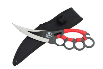 Nóż sztylet bagnet taktyczny FULL TANG COBRA X100