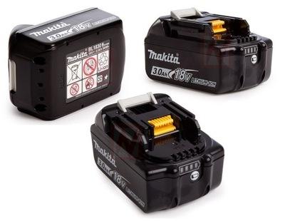 Batéria MAKITA BL1830B Pôvodné 3Ah LXT G 2y