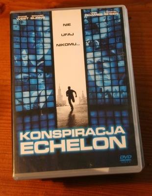 KONSPIRACJA ECHELON     DVD